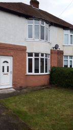 Thumbnail 3 bed semi-detached house to rent in Prince Of Wales Avenue, Flint