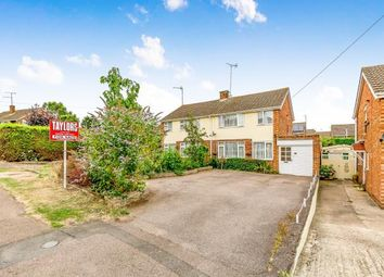 Thumbnail 3 bedroom semi-detached house for sale in Northfield Road, Duston, Northamptonshire, Na