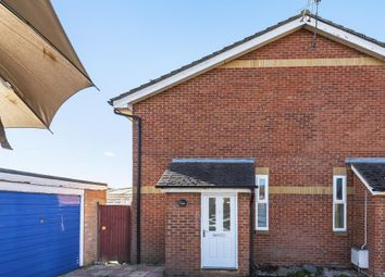 Thumbnail 1 bed semi-detached house to rent in Parker Walk, Aylesbury