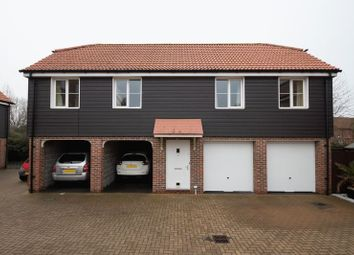 Thumbnail 2 bed flat to rent in Whyke Marsh, Chichester