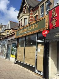 Thumbnail Retail premises to let in Albany Road, Cardiff