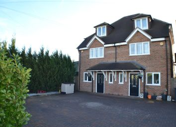 Thumbnail 4 bedroom semi-detached house for sale in Bath Road, Padworth, Reading