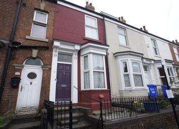 3 bed terraced house for sale in Kearsley Road, Sheffield S2