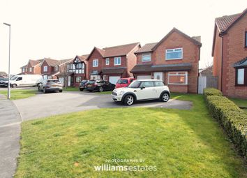 Thumbnail 3 bed detached house for sale in Ffordd Anwyl, Rhyl