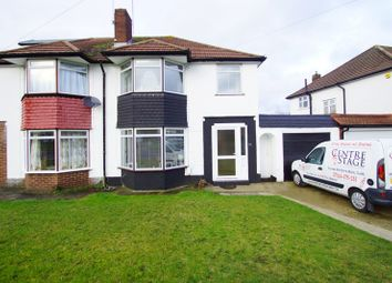 Thumbnail 3 bed semi-detached house to rent in Eldred Drive, Orpington, Kent