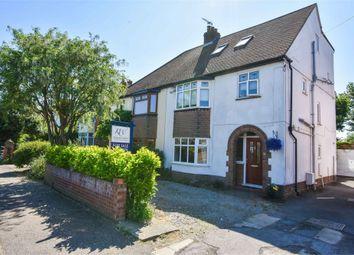 Thumbnail 5 bed semi-detached house for sale in De Vere Road, Colchester, Essex