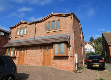 Thumbnail 2 bed semi-detached house for sale in Fraser Road, Carlton, Nottingham