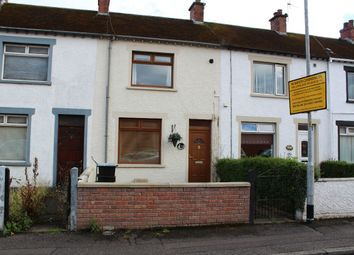 Thumbnail 2 bedroom terraced house to rent in Park Avenue, Dundonald, Belfast