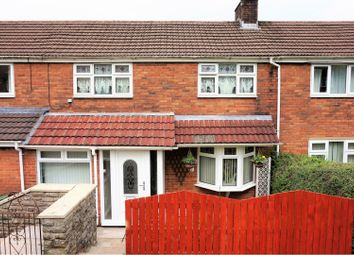 Thumbnail 2 bed terraced house for sale in Maendy Way, Cwmbran