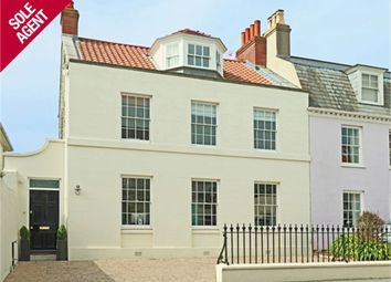 Thumbnail 4 bed terraced house for sale in Doyle Road, St. Peter Port, Guernsey