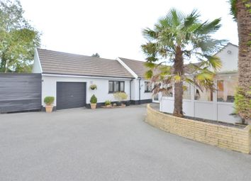 Thumbnail 4 bed detached bungalow for sale in Fairbush Close, Crundale, Haverfordwest