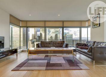 Thumbnail 2 bedroom flat for sale in Pan Peninsula, East Tower, 3 Pan Peninsula Square, London