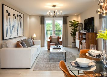 "Thumbnail 2 bedroom flat for sale in ""Woodhay House"" at Hambridge Road, Newbury"