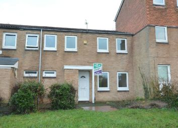 Thumbnail 3 bed terraced house to rent in Holts Close, Leicester