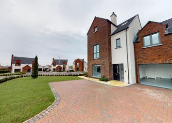 Thumbnail 5 bedroom property for sale in The Muirfield, Linen Court, Limavady