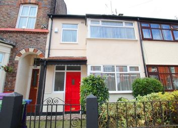 Thumbnail 3 bed terraced house for sale in Chestnut Grove, Wavertree, Liverpool