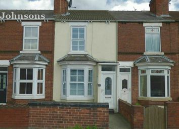 Thumbnail 2 bed terraced house for sale in Bentley Road, Bentley, Doncaster.