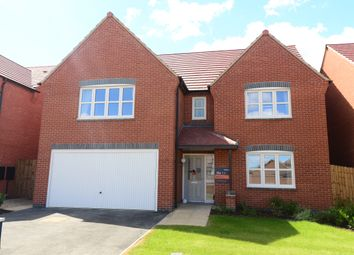 Thumbnail 5 bedroom detached house for sale in Seagrave Road, Sileby, Leicestershire
