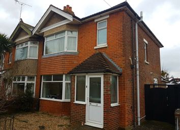 Thumbnail 3 bed detached house to rent in Wilton Crescent, Shirley, Southampton