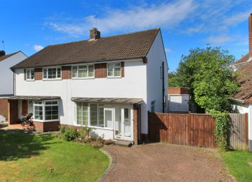 Thumbnail 3 bed semi-detached house for sale in Byrneside, Hildenborough, Tonbridge