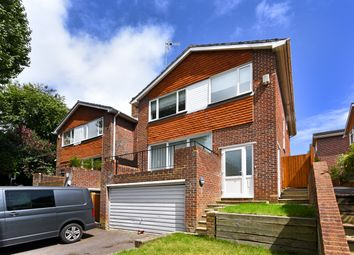 Thumbnail 4 bed detached house for sale in Laine Close, Preston, Brighton