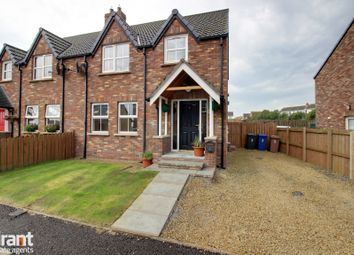 Thumbnail 3 bed semi-detached house for sale in Tides Bank, Portavogie