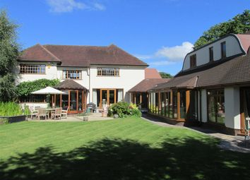 Thumbnail 5 bed detached house for sale in Gayton Lane, Lower Heswall, Heswall