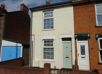 Thumbnail 3 bed semi-detached house for sale in Salisbury Road, Ipswich