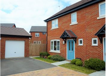Thumbnail 3 bed semi-detached house for sale in Lawnspool Drive, Kempsey