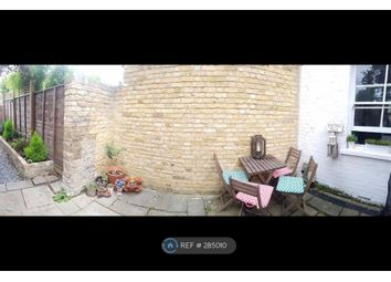 Thumbnail 2 bed terraced house to rent in Randall Place, Greenwich