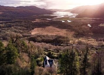 Thumbnail 5 bed detached house for sale in Cala-Na-Sith, Glendaruel, Colintraive, Argyll And Bute