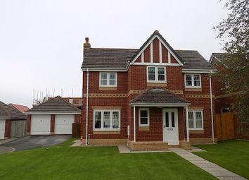 Thumbnail 4 bed detached house for sale in Pennington Drive, Carlisle