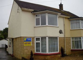 Thumbnail 2 bed semi-detached house to rent in Beechcroft Road, Longlevens, Gloucester