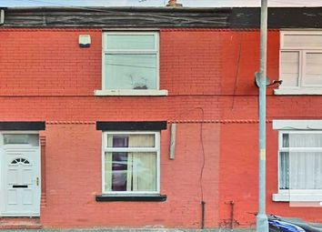 Thumbnail 3 bedroom terraced house to rent in Newark Avenue, Rusholme, Manchester