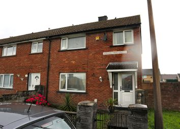 Thumbnail 3 bed end terrace house for sale in Spruce Tree Grove, Merthyr Tydfil