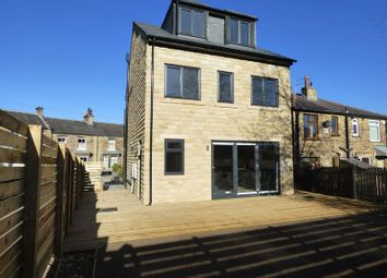 Thumbnail 4 bed detached house for sale in St Giles Rd, Lightcliffe, Halifax