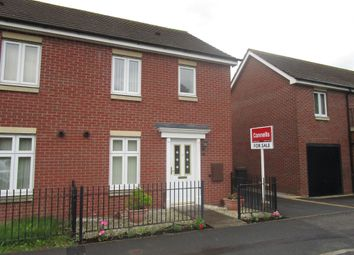 Thumbnail 3 bed semi-detached house for sale in Rothesay Gardens, Parkfields, Wolverhampton