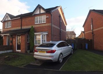 Thumbnail 3 bed semi-detached house to rent in Eaton Close, Dukinfield