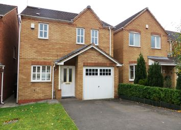 Thumbnail 3 bed detached house for sale in Bloomery Way, Clay Cross