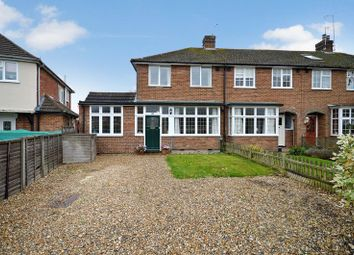 Thumbnail 3 bed semi-detached house for sale in Grenville Avenue, Wendover, Aylesbury