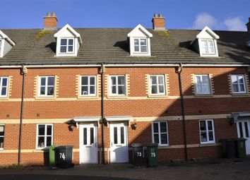 Thumbnail 3 bed town house to rent in Greyfriars Road, Exeter