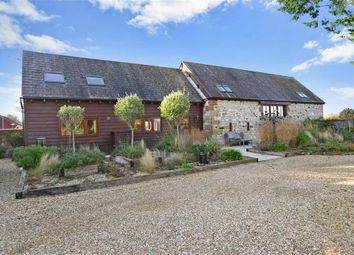 Thumbnail 3 bed barn conversion for sale in Wilmingham Lane, Freshwater, Isle Of Wight