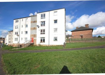 Thumbnail 3 bed flat for sale in Second Avenue, Clydebank