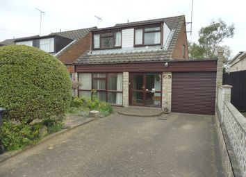 Thumbnail 4 bed detached house for sale in Tatsfield Avenue, Nazeing, Waltham Abbey