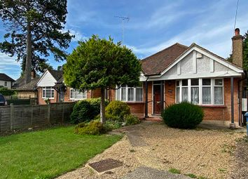 Hedsor Road, Bourne End SL8. 2 bed bungalow