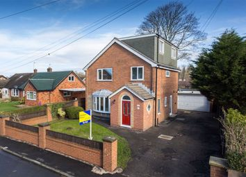 Thumbnail 4 bed detached house for sale in Stanley Avenue, Hutton, Preston