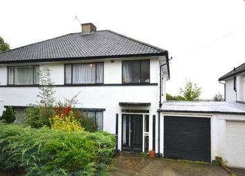 Thumbnail 4 bed detached house to rent in Priory Crescent, Sudbury, Wembley