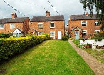 Thumbnail 2 bed semi-detached house to rent in Main Road, Wybunbury