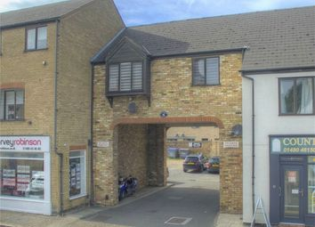 Thumbnail 2 bed flat for sale in White Hart Court, St. Ives, Cambridgeshire