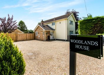 Thumbnail 5 bed detached house for sale in Gunby Road, Orby, Spilsby